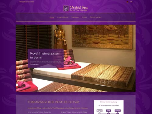 Thaimassagen Orchidspa