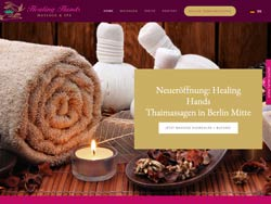 Healing Hands Thaimassagen Berlin