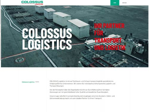 Colossus Logistics