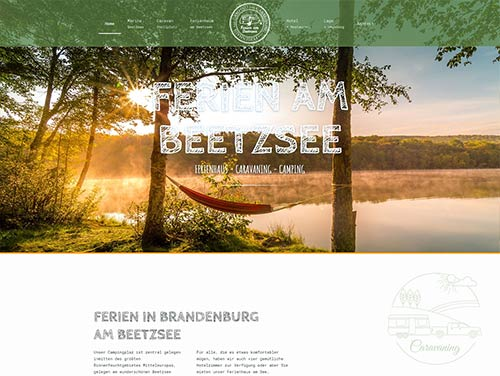 Ferien am Beetzsee